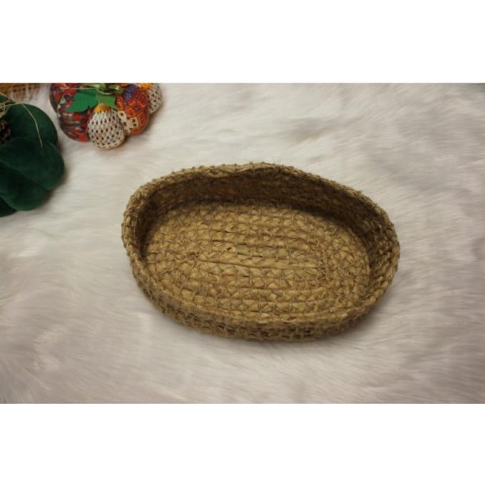 Muz İpi/kendir İpi Handmade Sepet/Organizer
